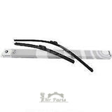 "2010-2016 F10 / F11 BMW 5 Series OEM Front Windshield Wiper Blades 61612163750 - Set of 2 - 26""/650mm + 18""/450mm"
