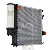 Double Cell (Single Vanos), BMW 5 Series Radiator - E39 (Brand New)