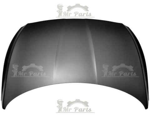 Replacement Bonnet/Hood Panel, Unpainted, fits 2013-2017 Hyundai Accent OEM Factory SE Style