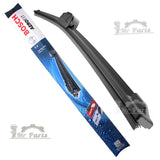 "BOSCH AEROFIT Front Windshield Wiper Blades AF650U (650mm/26"") & AF400U (400mm/16"") - Set of 2"