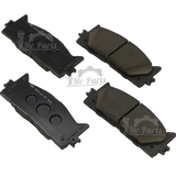 GOLDNAIL Toyota (04466-33160) Front Brake Pad Kit