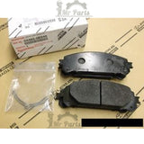 Genuine Toyota Lexus (04465-0E040) Front Brake Pad Kit