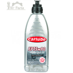 Carlube EP 75W 90 Hypoid Gear Oil Fully Synthetic - 1 Litre