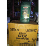 Castrol GTX MAGNATEC 5W-30 Full Synthetic Engine Oil, 1 Quart