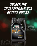 Castrol 03084 EDGE 5W-30 USA, Advanced Full Synthetic Motor / Engine Oil, 5 Quarts