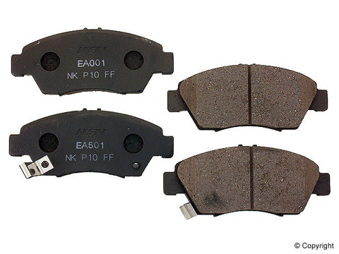 Genuine Honda City 2002-2008 Brake Pads, Front