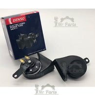DENSO OEM Electric Horn Power Tone JK272000-7700, Trumpet / Snail Shaped