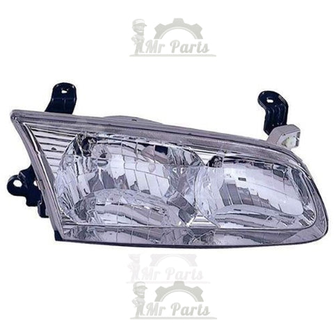 DEPO 312-1146R-S Right RH Passenger Side Replacement Headlamp/Headlight Assembly, Fits Toyota Camry 2000-2001