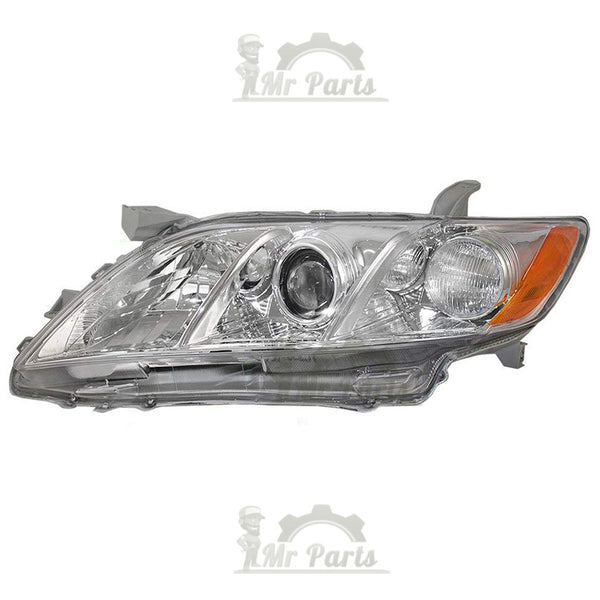 DEPO 312-1198L-UFN1 Left LH Driver Side Replacement Headlamp/Headlight Assembly, Fits Toyota Camry LE/XLE 2007-2009 (Fits USA Built)