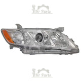 DEPO 312-1198R-UFN1 Right RH Passenger Side Replacement Headlamp/Headlight Assembly, Fits Toyota Camry LE/XLE 2007-2009 (Fits USA Built)