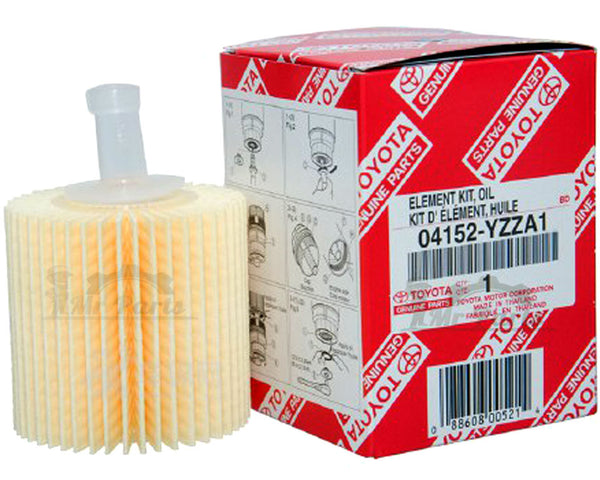 Toyota Genuine OEM Oil Filter 04152-YZZA1
