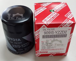 Toyota Genuine OEM Oil Filter 90915-YZZD2