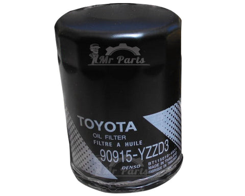 Toyota Genuine OEM Oil Filter 90915-YZZD3