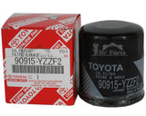 Toyota Genuine OEM Oil Filter 90915-YZZF2