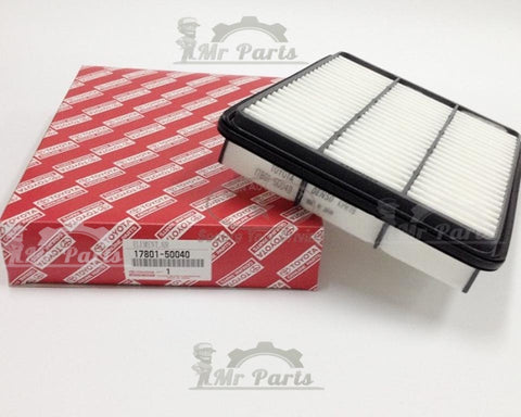 Toyota Denso 17801-50040 Engine Air Filter, fits 2003-2009 Lexus GX470, 1998-2007 LX470