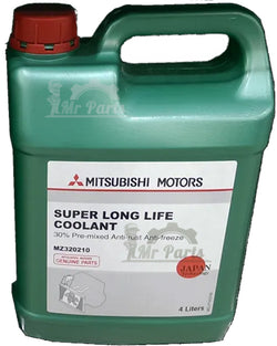 Genuine Mitsubishi Super long Life Coolant  30% Pre-mixed Anti-rust, Anti-freeze (MZ320210)