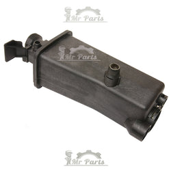 EuroStar BMW E46 E53 Radiator Overflow Coolant Expansion Tank Reservoir (17 13 7 787 039) 330i 323i 325i X3