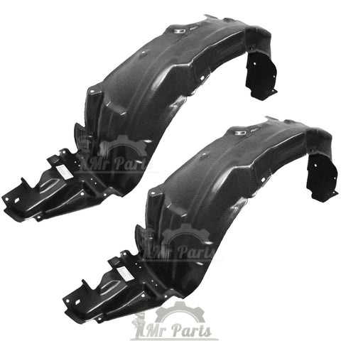 Rear (Left & Right) Fender Splash Guard Liner for Toyota Camry 2002 - 2006 - 2 pieces