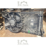 Single Cell Single Fan, Bosch Plastic Aluminum Radiator - Ford Focus (Fairly Used)