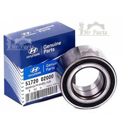 Genuine HYUNDAI 51720-02000 Front Wheel Hub Bearing, fits 2005-2011 Hyundai Accent
