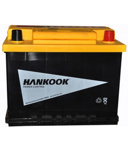 Hankook 60AH Battery