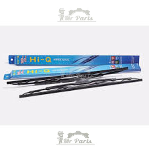 "2005-2010 Kia Sportage, Hi-Q Front Windshield Wiper Blade Kit - Set of 2 - 24""/600mm (LH Driver Side), 16""/400mm (RH Passenger Side)"