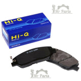 Sangsin® - Hi-Q Ceramic Front Brake Pad Kit