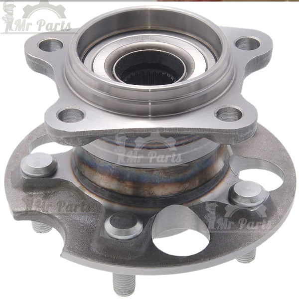 Genuine Toyota OEM Rear Wheel Hub & Bearing Assembly, REAR AXLE, LH (42460-06070), RH (42450-06110) fits, 2012-2017 Toyota Camry, 2013-2018 Avalon