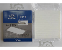 Genuine Hyundai 97133-2E210 Air Filter Assembly (Air Refiner Element)