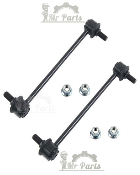 Front OEM Stabilizer Link / Sway Bar Link, 54830-2E000, for Hyundai Tucson 04-06, KIA RIO 05 (Set of 2)