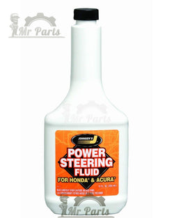 Johnsen's 2612 Power Steering Fluid for Honda & Acura - 12 FL. OZ. / 355 ml