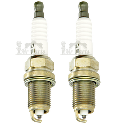 Denso K16R-U11 Standard Copper Spark Plug, Pack of 2
