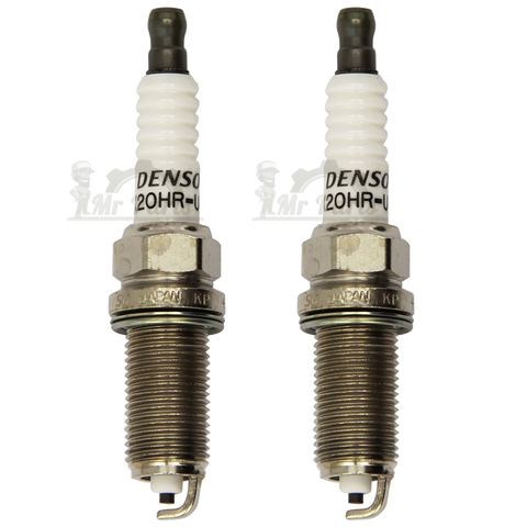 Denso K20HR-U11 Standard Copper Spark Plug, Pack of 2