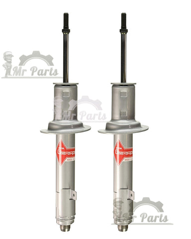 KYB 551132 LH & RH, Gas-a-Just Gas Struts / Shock Absorbers, Rear Set (Left & Right) 2006-2013 Lexus IS250 AWD, 2006-2009 IS250 RWD, 2011-2013 IS350 AWD, 2006-2009 IS350 RWD