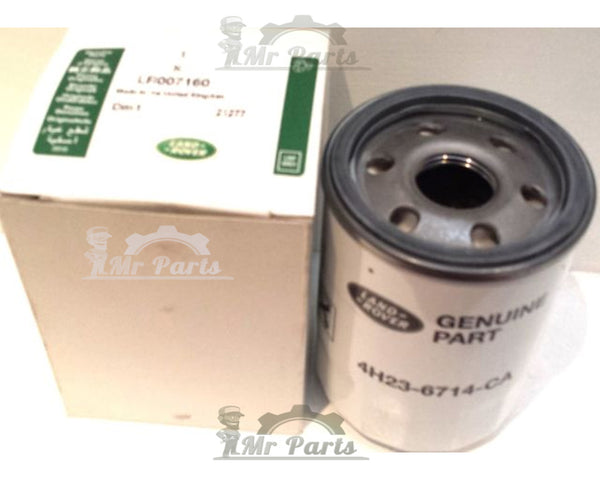 Genuine Land Rover (LR 025306) Oil Filter 2.0L PETROL (TURBO), fits DISCOVERY SPORT, EVOQUE, VOGUE L405 AND FREELANDER 2