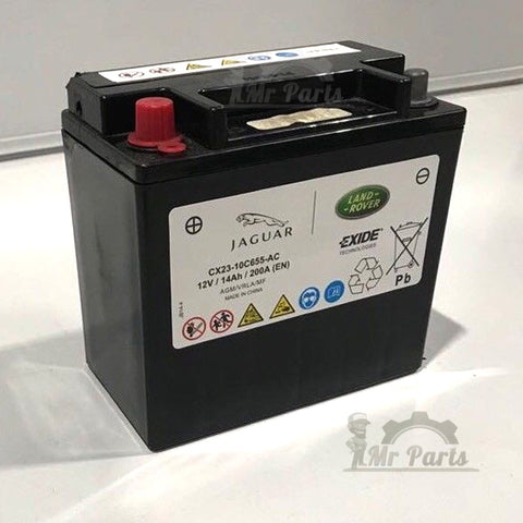 Genuine LAND ROVER LR047630 Start Stop Battery 12V 14AH 200A AGM Exide