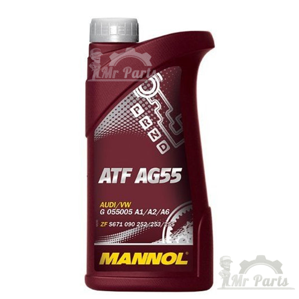 MANNOL ATF AG55, Automatic Transmission Fluid - 1 Litre
