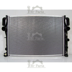 Double Cell Single Fan, Mercedes-Benz Radiator - E550 E320 CLS550 (Brand New)