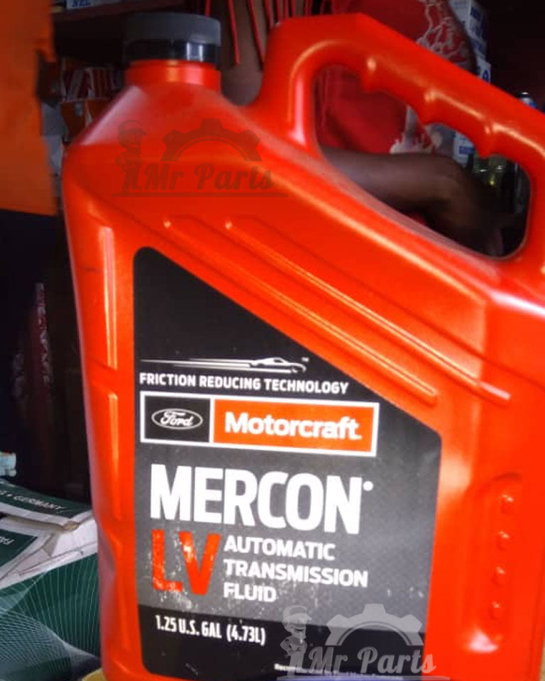 Ford Motorcraft Mercon LV Automatic Transmission Fluid and Power Steering  Fluid XT-10-5Q3LV - 5 Quarts / 4 73 Litres