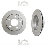 Meyle BMW Rear Brake Disc Rotors (Set of 2), for BMW 323ci 323i 328i