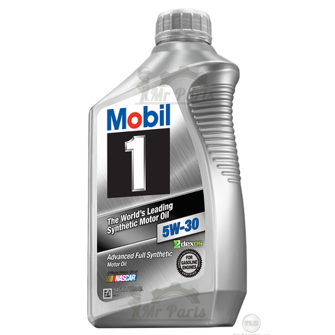 Mobil 1 5w-30 Advanced Full Synthetic Engine Oil 1-Litre