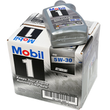 Mobil 1 5w-30 Advanced Full Synthetic