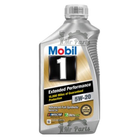 Mobil 1 5W-20 Extended Performance Synthetic Engine Oil, 1 Quart