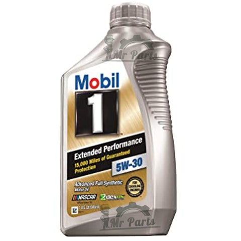 Mobil 1 5W-30 Extended Performance Synthetic Engine Oil, 1 Quart