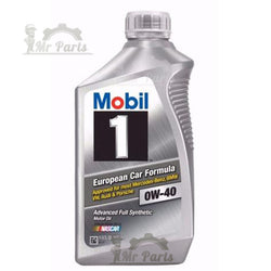 Mobil 1 0W-40 Advanced Full Synthetic Engine Oil, 1 Quart