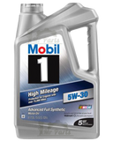Mobil 1 5w-30 High Mileage Fully Synthetic