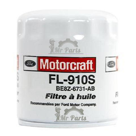 Genuine Motorcraft FL910s Engine Oil Filter