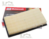 Motorcraft FA1912, DS7Z-9601-A Engine Air Filter fits, 2015 - 2018 FORD Edge, 2014 - 2018 FORD Fusion,  2017 - 2018 LINCOLN Continental, 2016-2018 LINCOLN MKX	, 2017-2018, 2013 LINCOLN MKZ