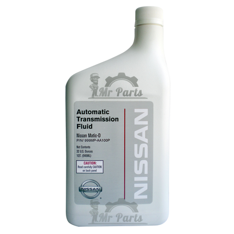 Nissan Automatic Transmission Fluid Matic-D 1-Quart