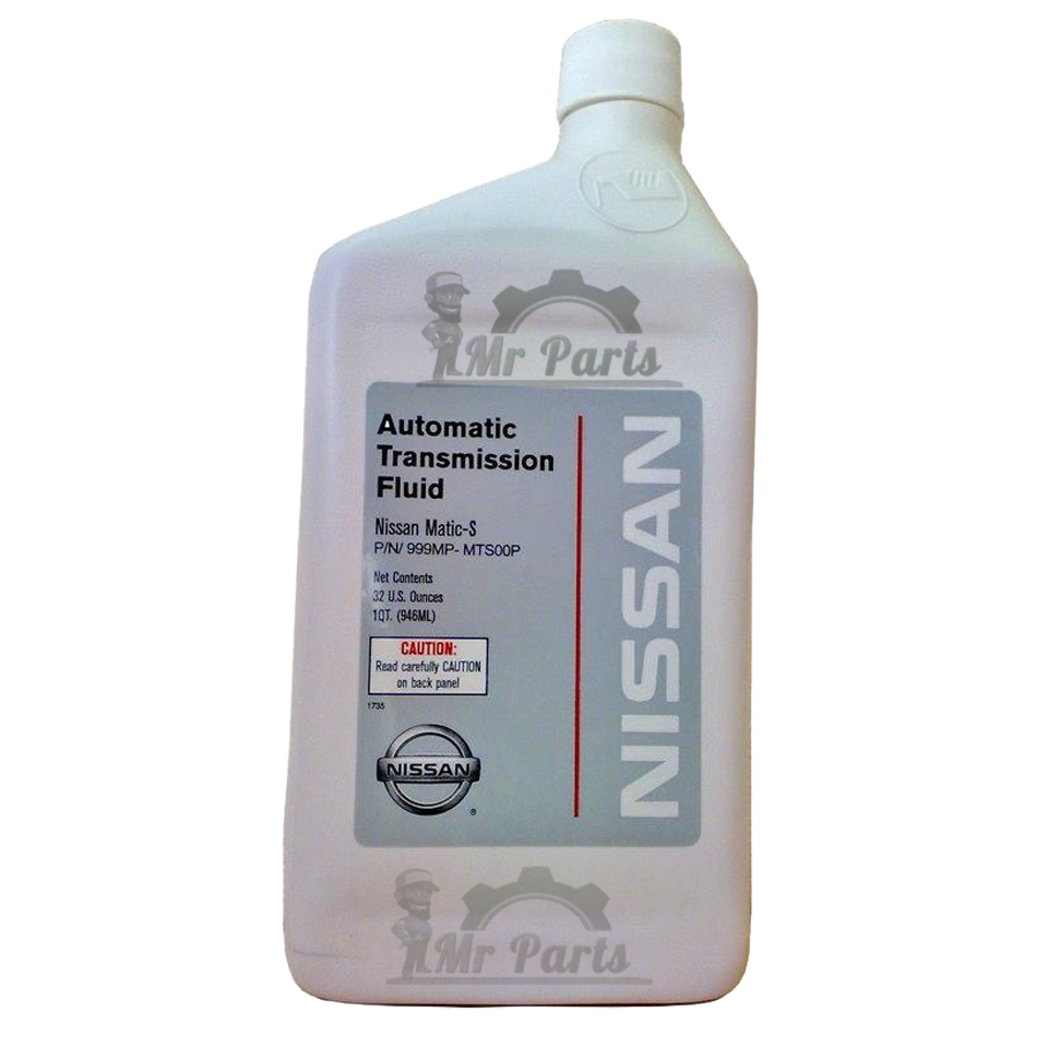 Nissan Automatic Transmission Fluid Matic S 1 Quart Mr